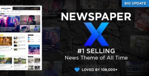 Newspaper 11.2 - News Manazine WordPress Theme + Lifetime Licence Key by Indian GPL