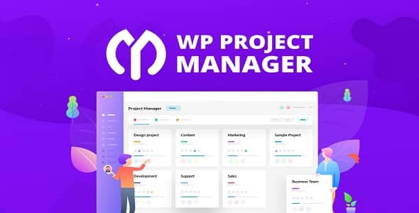 Wp Project Manager Pro 2.5.11 - WordPress Project Management Plugin by Indian GPL
