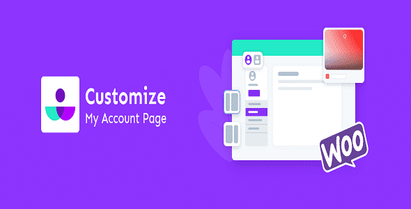 Customize My Account for WooCommerce Plugin v0.3.0 by Indian GPL